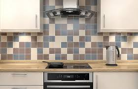 Yateley kitchen tiling example 5