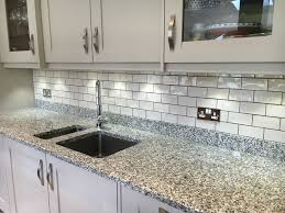 Yateley kitchen tiling example 6