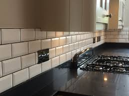 Yateley kitchen tiling example 1